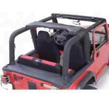 Omix Roll Bar Cover Kit, Full for 97-02 Jeep Wrangler TJ # 13612.15