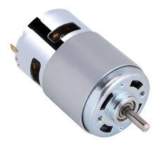 12V 100W Electric Micro DC Motor 12000r/min High Speed Torque Motore MI
