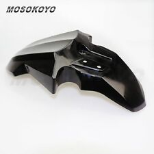 Black Mudguard Rear Fender For Kawasaki KSR 110 Supermoto Dirtbike Off Road