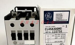 ONE NEW GE Contactor CL45A300M5 AC220V