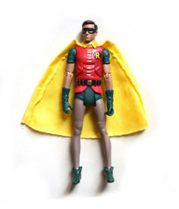 "DC Universe Batman Classics 1966 Tv Series Robin 6"" Loose Action Figure"