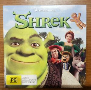 Shrek (DVD, 2014) Mike Myers, Eddie Murphy, Cameron Diaz