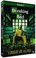 Breaking Bad : Saison 5 (1ere partie 8 episodes)// DVD NEUF