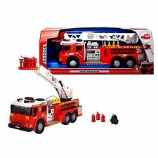 Kids Large Fire Truck Big Toy Lights Sound Water Pump Fighters Brigade Vehicle