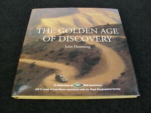 Land Rover The Golden Age Of Discovery John Hemming
