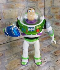 "Disney Pixar Toy Story Buzz Lightyear 12"" Figure With Gauntlet 2012 Mattel"