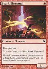 *MRM* FRENCH 4x Spark Elemental - Élémental d'étincelles MTG Fith Dawn