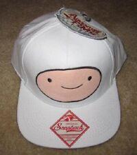New Adult Finn Adventure Time Flatbill Baseball Snapback Hat Cap Gift NWT Jake