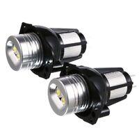 2X Led Œil D'Ange Marque D'Anneau De Halo Ampoule Lampe 20W Pour BMW E90 E91 9T