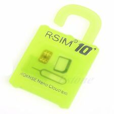 Nano Cloud Unlock Card R SIM10+ RSIM General For iPhone 6S&6&5&4S IOS9.X&8.X&7.X