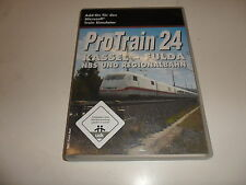 PC  Train Simulator - ProTrain 24: Kassel - Fulda