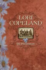 MEN OF THE SADDLE: THE PLAINSMAN BOOK 4 BY LORI COPELAND IN SOFT COVER FREE SHIP