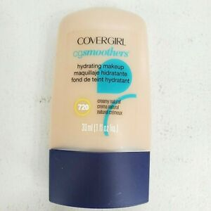 COVERGIRL CG Smoothers Hydrating Liquid Foundation # 720 Creamy Natural 1fl oz.