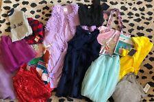 Cat & Jack Girls Clothing Lot Sz L 10-12 Shirts NWT Dresses Skirts Pink Bundle