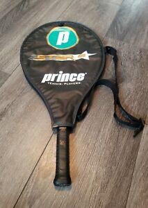 Prince Star 6 Titanium Alloy Racquetball Racket Aluminum Courtbeater Bumper