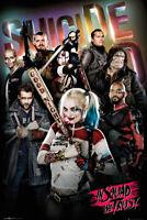 Suicide Squad - In squad we trust - Poster Plakat Druck - Größe 61x91,5 cm