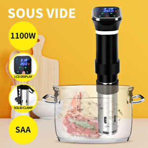 Sous Vide Precision Cooker Food Immersion Heater Circulator Culinary Timer 1200W