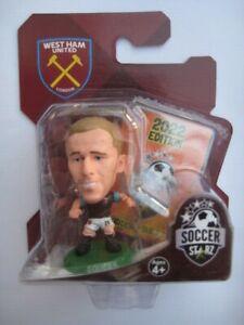 Tomas Soucek Ham United SoccerStarZ MicroStars Green Base Blister