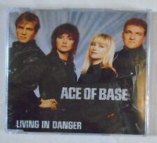 ACE OF BASE ~ Living In Danger ~ CD SINGLE