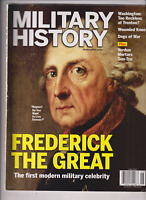 Military History Mag Frederick The Great Verdun Mortar June 2007 121719nonr