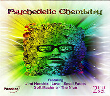 V/A psychedelic chemistry 2CD NEU OVP