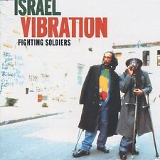 Israel Vibration - Fighting Soldiers - New Factory Sealed CD