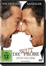 DVD * DIE WUTPROBE - Jack Nicholson , Adam Sandler # NEU OVP <