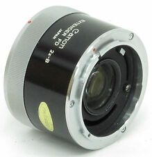 CANON FD 2X-B Extender - Converter comes with Caps