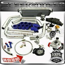 T3 Turbo Kits Intercooler Wastegate Cast Iron manifold 97-06 Audi A4 Passat