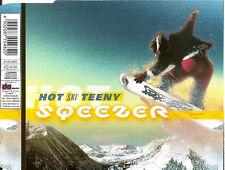 SQEEZER - hot ski teeny CDM 4TR BUBBLEGUM Eurodance 2003 RARE!!