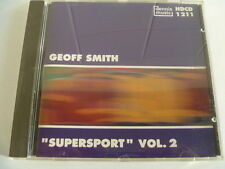 DENNIS MUSIC GEOFF SMITH SUPERSPORT 2  RARE HARD TO FIND LIBRARY SOUNDS MUSIC CD
