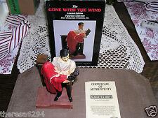 Gone With The Wind - Dave Grossman Scarlett & Rhett Figure -N.I.B