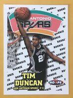 1997 TIM DUNCAN NBA HOOPS ROOKIE RC #166 SPURS~HOF~ 5 x  NBA CHAMPION~NMT-MT!!!