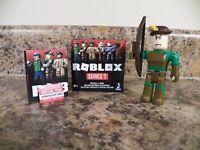 Exclusive Virtual Item Code New ROBLOX Series 7 Black Aveugle Box rob0289
