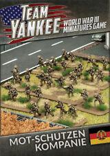 Team Yankee - East German: Mot-Schutzen Kompanie TEBX02
