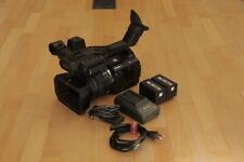 PANASONIC HC-X1000 Camcorder 20x zoom Optik von Leica und Zubehörpaket