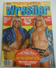 The Wrestler Magazine Ric Flair & Tommy Rich February 1982 062615R2