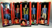 One Direction Set 1D Hasbro Collector Fashion Dolls - 2012 - Lot of 5 - IN BOX!