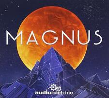 Magnus (CD, 2015, Audiomachine) NEW, FREE SHIPPING