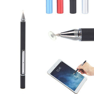 Touch Screen Stylus Capacitive Pen Fine Point Universal For Tablet iPad NTJ^DB