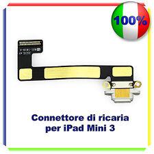 CONNETTORE RICARICA CARICA micro usb FLEX per  iPad MINI 3