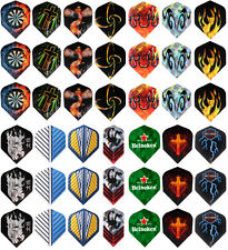 144 pcs of  Dart Flights Darts Flights Accessory Feather Tail Gift Pack Randomly