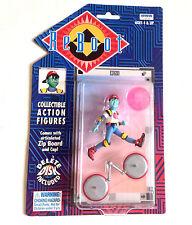 VINTAGE 1995 TV correlati riavvio ENZO Action Figure, Irwin giocattoli, non aperto