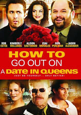 HOW TO GO OUT ON A DATE IN QUEENS - DVD - Region Free - Sealed