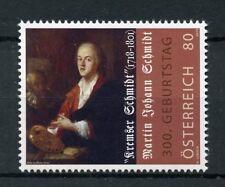 Austria 2018 MNH Kremser Schmidt Baroque Paintings 1v Set Art Stamps