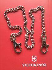 Victorinox Kette für Taschenmesser 2 Karabiner 40cm Geldbeutel Schlüsselkette