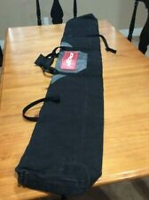 "NORDICA Black/Red Ski Bag 78"" x 12.5"" GREAT CONDITION GREAT PRICE"
