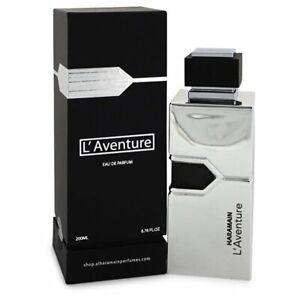 Al Haramain L'aventure Eau De Parfum Spray 200ml Mens Cologne
