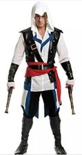 CutThroat Pirate Man Assassin's Creed IV Costume Cosplay Video Game XL