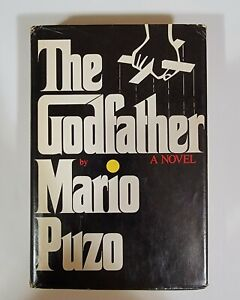 The Godfather by Mario Puzo 1st BCE Edition, Hardcover, 1969 Book Club Edition